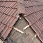 repairing a tiled roof in Grangemouth
